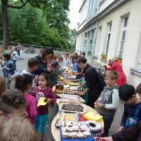 Mit Freude haben wieder viele Kinder das Schachspielen gelernt