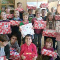 Weihnachtspäckchenkonvoi - 84 Päckchen sind bereits abgeholt 4