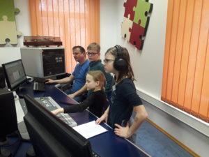 Hörspielprojekt der Klasse 4a 4
