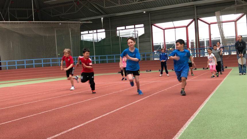 Sportfest der Lerngruppen 11