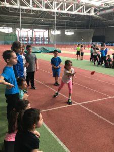 Sportfest der Lerngruppen 5