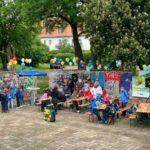Kinder sind unschlagbar - Kinderrechtetag auf dem Petersberg 10