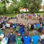 Kinder sind unschlagbar - Kinderrechtetag auf dem Petersberg 2