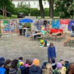 Kinder sind unschlagbar - Kinderrechtetag auf dem Petersberg 3