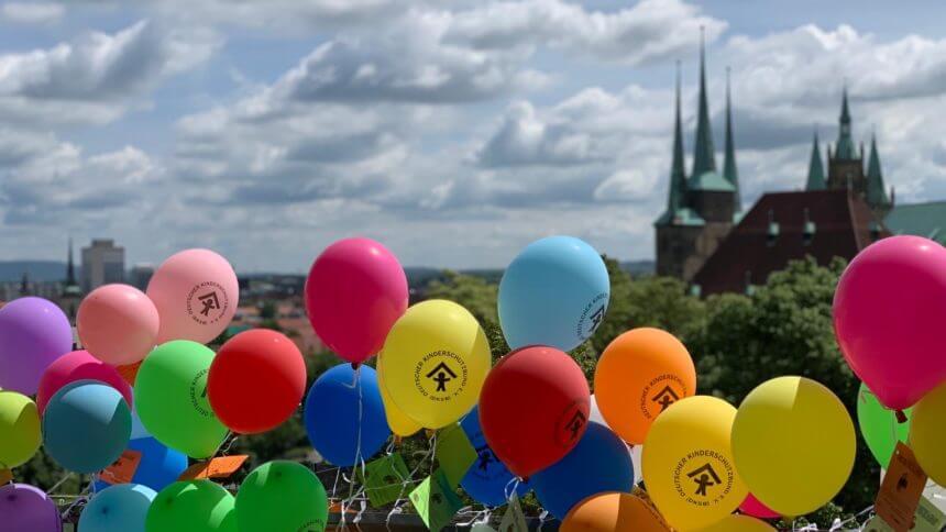 Kinder sind unschlagbar - Kinderrechtetag auf dem Petersberg