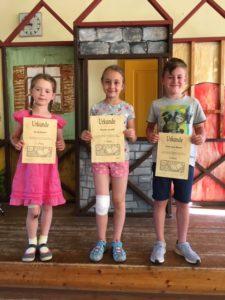 Mathematik-Wettbewerb der Schuleingangsphase am 12. Juni 2019 2