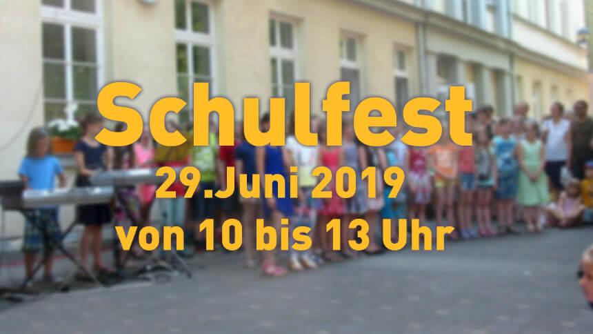 Schulfest 1