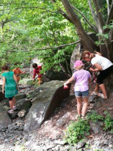 Asiatischer Sommer im Ferienhort 13
