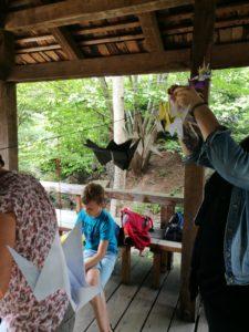 Asiatischer Sommer im Ferienhort 2