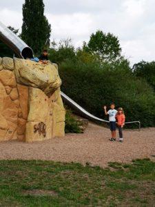 Unsere Sommerferien im Hort 10