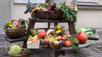 Herbst- und Erntedankfest im Hort am 25.09.2019