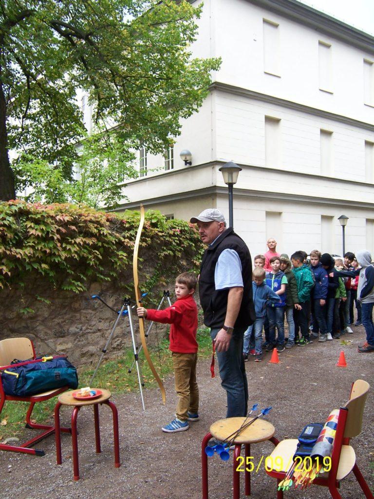 Herbst- und Erntedankfest im Hort am 25.09.2019 16