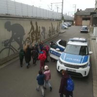 HSK-Unterricht bei der Polizei 3