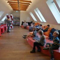 LG Erde in der Kinder-und Jugendbibliothek Erfurt 1