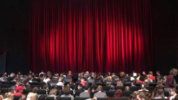 """Barfüßerschule zu Gast bei """"Peterchens Mondfahrt"""" im Theater Erfurt"""