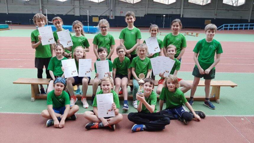 Stadthallenmeisterschaften der Erfurter Schulen