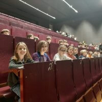 Vom Märchenbuch auf die Theaterbühne - Besuch der Kinderuni 4
