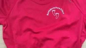 Neues Schuljahr, neues Barfüßer T-Shirt!