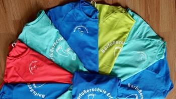 Barfüßer-Shirts jetzt online bestellen!
